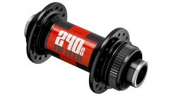 DT Swiss 240S Boost Disc MTB voorwielnaaf Loch TA 15x110mm Centerlock zwart
