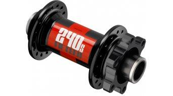 DT Swiss 240S Boost Disc MTB voorwielnaaf TA 15x110mm IS zwart
