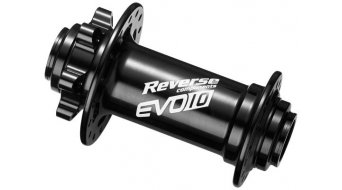 Reverse EVO-10 Boost 前轮碟刹花鼓 15x110mm 32 孔 black