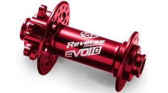 Reverse EVO-10 Boost 前轮碟刹花鼓 15x110mm 32孔 red