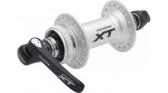 Shimano XT HB-M785 Disc voornaaf zilver QR Center-Lock