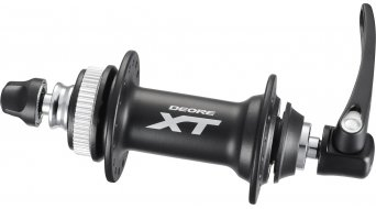 Shimano XT HB-M785 Disc Vorderradnabe schwarz QR Center-Lock