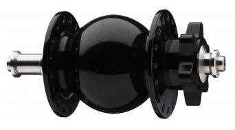 SON 28 Disc Fatbike Vorderrad Nabendynamo 32 Loch 9x135mm 6-Loch schwarz eloxiert