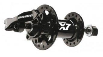 SRAM X7 Disc buje rueda delantera 32 Loch 9x100mm IS2000 negro