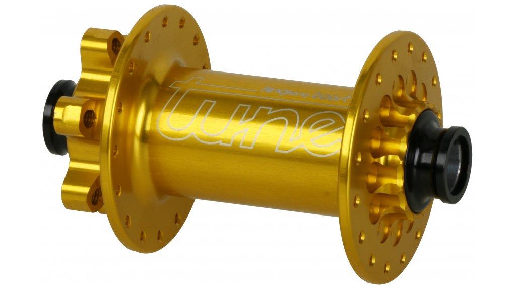 Tune KINGkong Boost MTB Disc Vorderradnabe 32 Loch 15x110mm gold