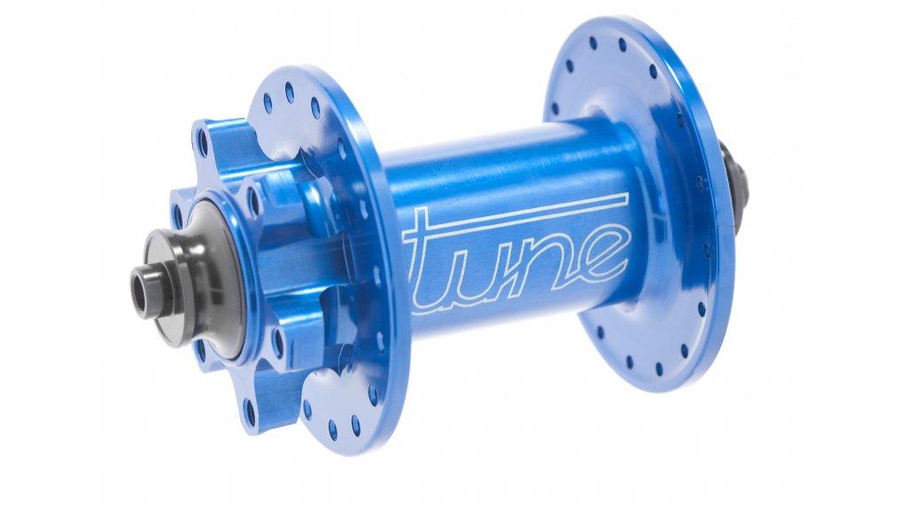 Tune KINGkong QR5 MTB Disc Vorderradnabe 32 Loch QR 100mm blau