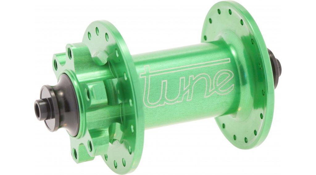 Tune KINGkong QR5 MTB Disc Vorderradnabe 24 Loch QR 100mm giftgrün