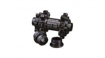 Spank Oozy Voderradnabe 32 agujeros 15x100mm negro