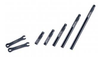 Zipp alargador de válvulas para rosca con Presta-válvula 98mm negro(-a)