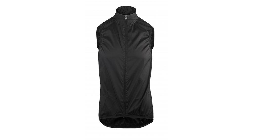 Assos Mille GT Wind vest no sleeve men size XXS blackSeries