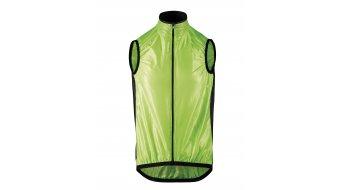 Assos Mille GT Wind vest no sleeve men size M visibilityGreen