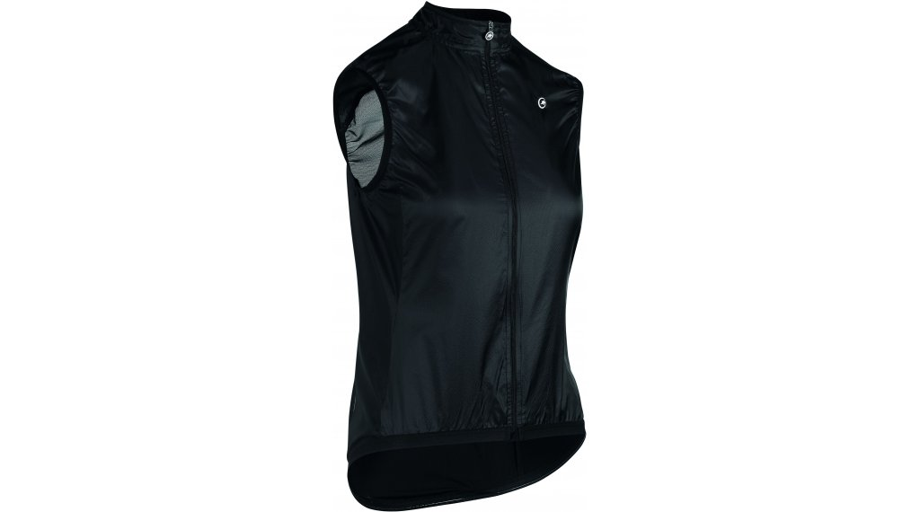Assos Uma GT Wind Vest Summer Wind vest ladies size L blackSeries 3450a6936