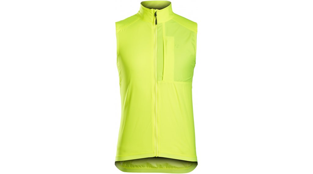 Bontrager Circuit Windshell 马甲 男士 型号 XXL (US) visibility yellow