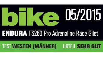 Endura FS260-Pro Adrenaline Race Weste Herren-Weste Rennrad Gr. XS black