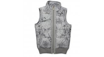 FOX Girls Goldmine vest maat. M graphite