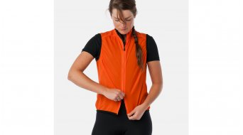 Giro Chrono vest ladies- vest orange 2016