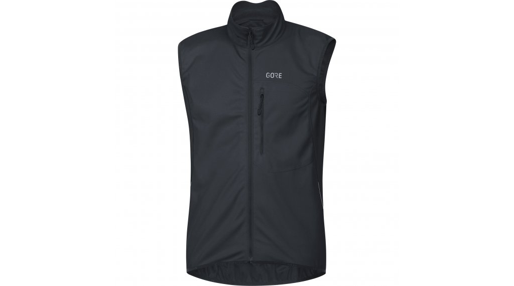 Gore Wear C3 Gore ® Windstopper ® vest men size XL black