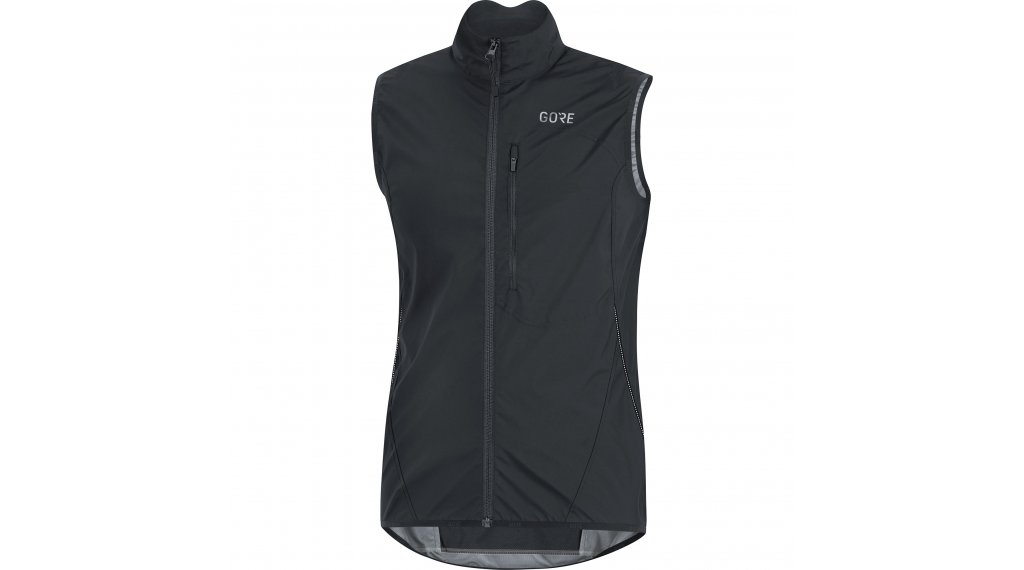 GORE Wear C3 GORE® WINDSTOPPER® Light Weste Herren Gr. M black