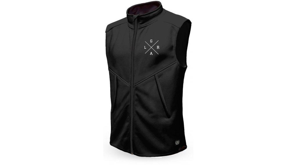 Loose Riders Black Technical vest men size M black