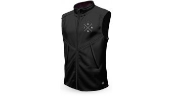 Loose Riders Black Technical gilet da uomo . nero