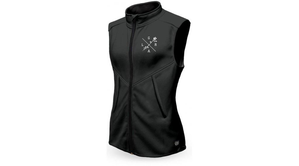 Loose Riders Black Technical vest ladies size M black