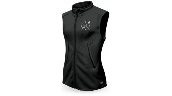 Loose Riders Black Technical gilet da donna . nero