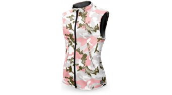 Loose Riders Forest Pink Camo Technical Weste Damen pink