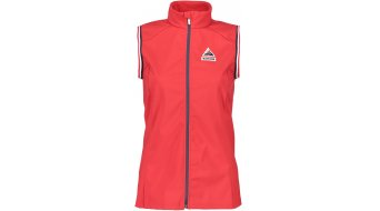 Maloja NewportM vest ladies size M red poppy- Sample