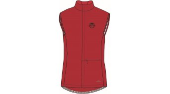 Maloja Pun gel M. WB bike Vest vest men red poppy