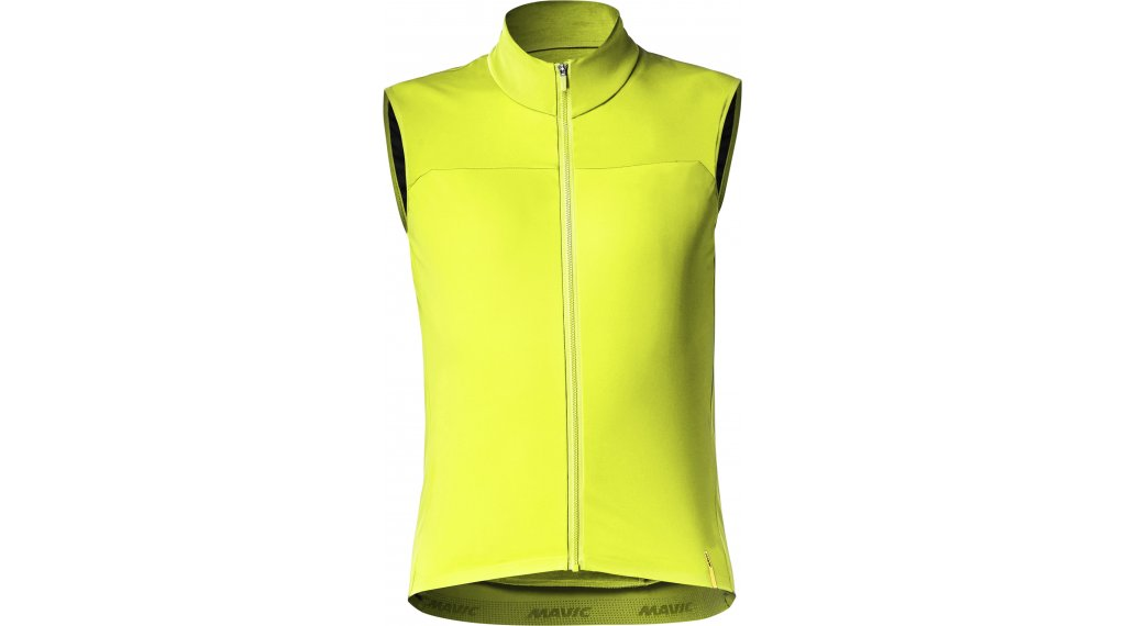 Mavic Mistral vest men size M safety yellow