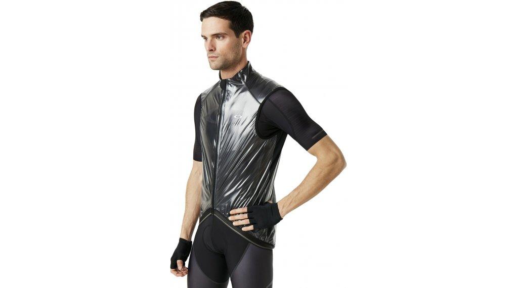 Oakley Jawbreaker Road vest men size S blackout