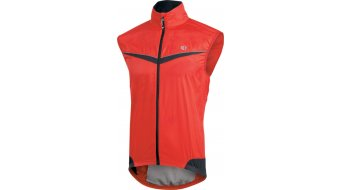 Pearl Izumi Elite Barrier Weste Gr. S true red/black