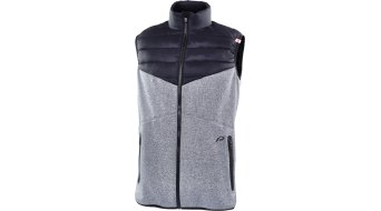Protective Functional vest men grey melange