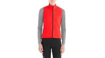 Specialized Deflect gilet antivento da donna . rocket rosso
