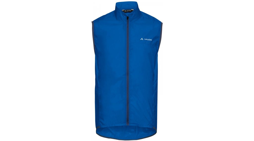 VAUDE Air III vest men size S signal blue