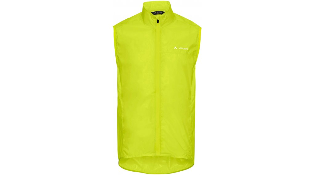 VAUDE Air III vest men size S bright green