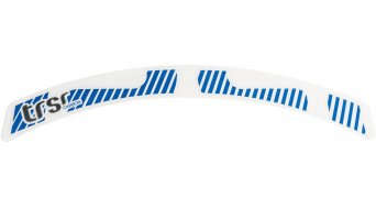 e*thirteen TRS Race Carbon 29 Laufrad Decal Set blue