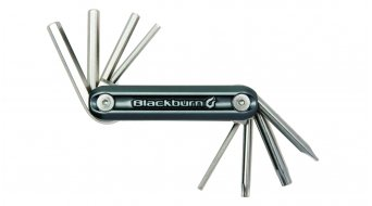 Blackburn Grid 8 Multi-Tool grey