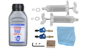 Bleed kit Professional+ kit spurgo Avid & Formula incl. Liqui Moly DOT 250ml