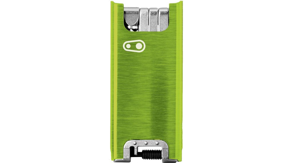 CrankBrothers F15 Multitool nářadí Limited Edition green