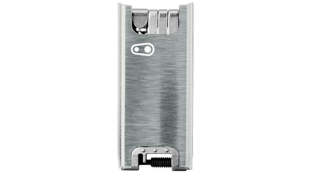 CrankBrothers F15 Multitool tool Limited Edition silver