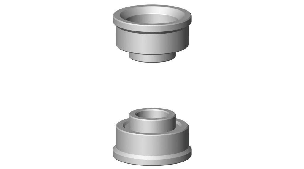 Cyclus Tools Pressringsatz 适用于 压入工具 G2 Campagnolo Ultra & Power Torque