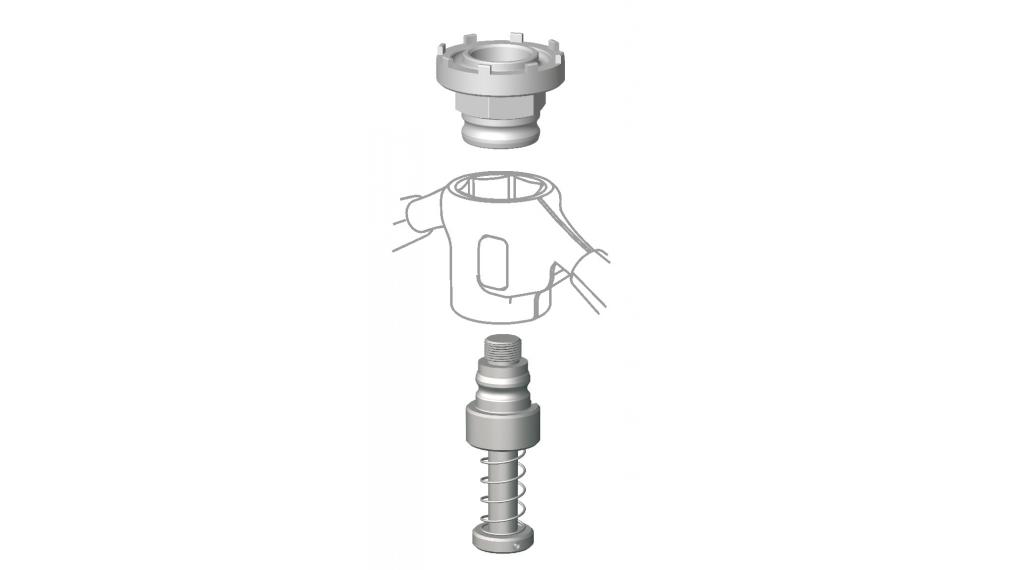 Cyclus tools Attrezzo estrattore Snap.In SN.63-W lockring pignone Bosch ebike // Sprocket lockring Snap.In SN.63-W remover tool for Bosch ebike Attrezzi e strumenti E-bike E-bike tools and diagnostic