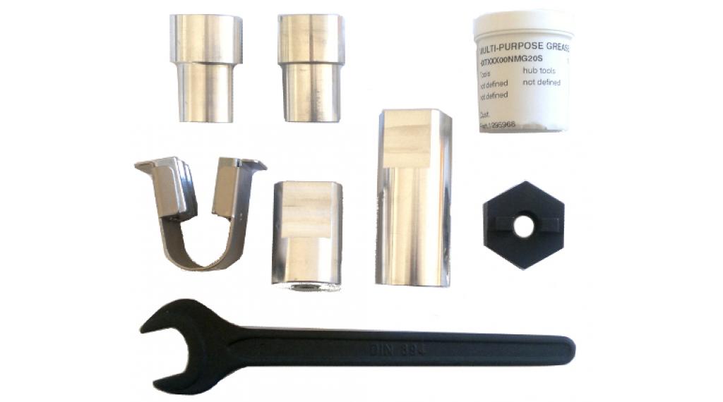 DT Swiss hubs tool set Onyx