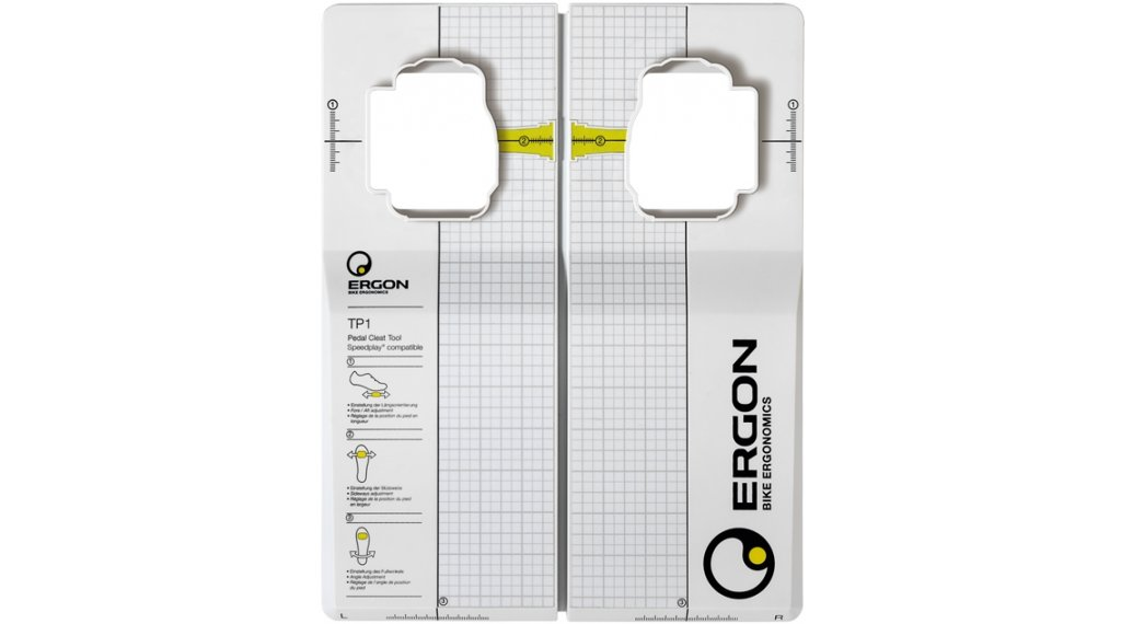 Ergon Cleat-Tool TP1 adjusting tool for Speedplay