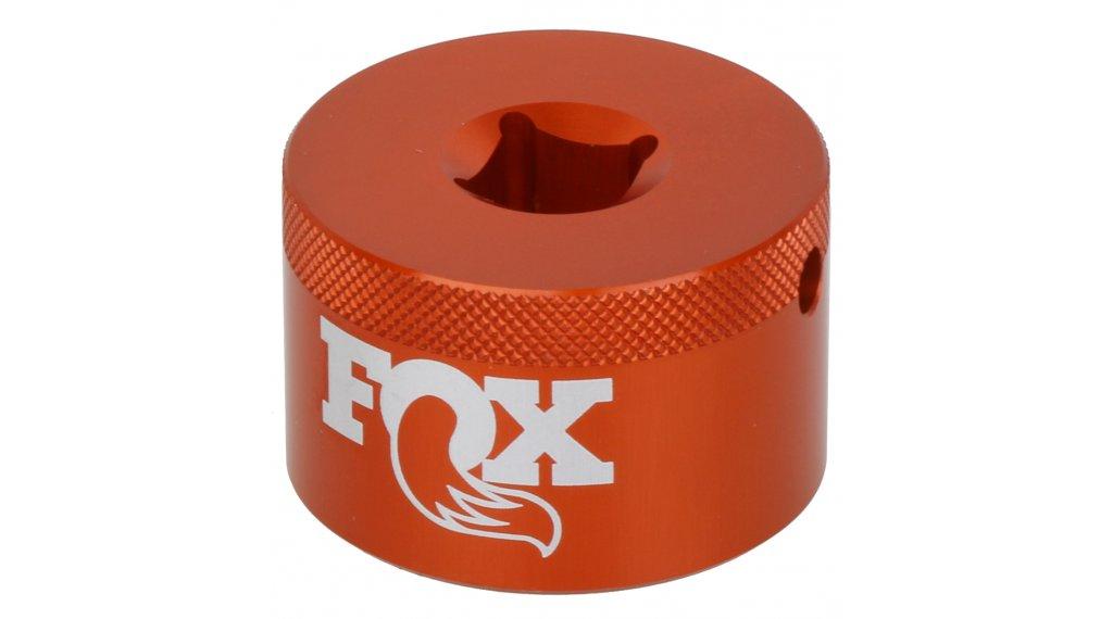 "FOX Racing Shox Topcap Socket Dirve Stecknuss  3/8"" 28mm"