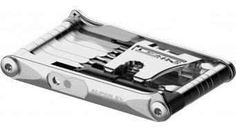 Lezyne Super SV multifunctioneel gereedschap 23- functies zilver