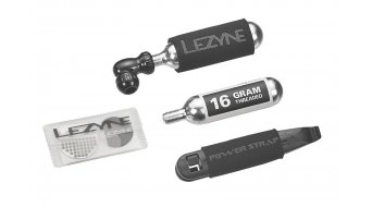 Lezyne Repair-Kit schwarz