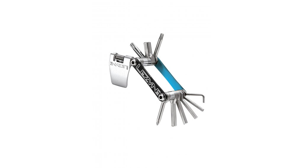 Lezyne V10 multi-Tool blue/black