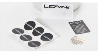 Lezyne Smart kit (6 Patches) clear